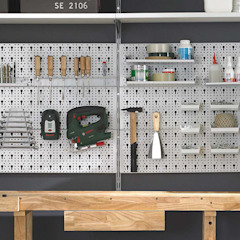 Peg Board by Regalraum UK Industrial