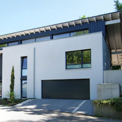 Architekten Lenzstrasse Dreizehn Single family home Wood
