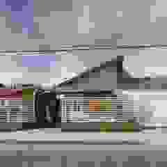 Casa Bressan por Ramella Arquitetura Moderno Concreto