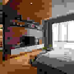 DL Residence Kamar Tidur Modern Oleh INERRE Interior Modern
