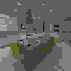 Cozinhas por Studio Bossa Decoração de Interiores Eclético Mármore