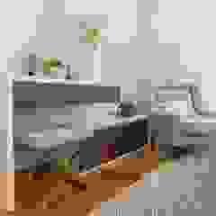 Quarto Elegante Quartos ecléticos por Ângela Pinheiro Home Design Eclético