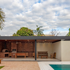 Granada House Oleh Estúdio HAA! Modern