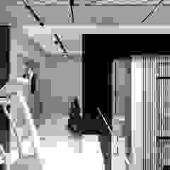 ON THE RIGHT TRACK | I | Wnętrza domu Nowoczesna siłownia od ARTDESIGN architektura wnętrz Nowoczesny