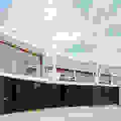 by Lores STUDIO. arquitectos Modern Concrete