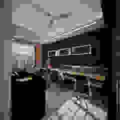 OFICINA DE ARQUITECTURA Oficinas y comercios de estilo minimalista de D'ODORICO ARQUITECTURA Minimalista