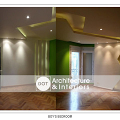 راهرو سبک کلاسیک، راهرو و پله من DOT Architecture and Interior كلاسيكي