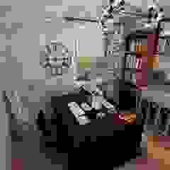 Biuro w domowym zaciszu Klasyczne domowe biuro i gabinet od Ls Lempart Studio Klasyczny