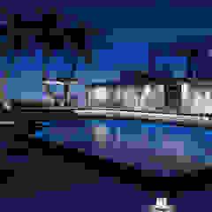 Otras Viviendas de clima Madio y Cálido Piscinas de estilo moderno de Arquitectos y Entorno S.A.S Moderno