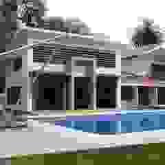 Otras Viviendas de clima Madio y Cálido Casas de estilo moderno de Arquitectos y Entorno S.A.S Moderno