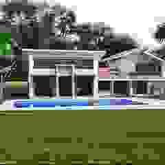 Otras Viviendas de clima Madio y Cálido Jardines de estilo moderno de Arquitectos y Entorno S.A.S Moderno