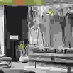 As nossas inspirações Salas de estar asiáticas por Meliki Asiático Bambu Verde