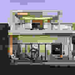 من SA Architects and Partners حداثي