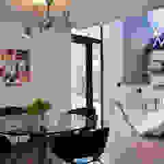 APARTAMENTO CIRCUNVALAR Comedores de estilo ecléctico de santiago dussan architecture & Interior design Ecléctico