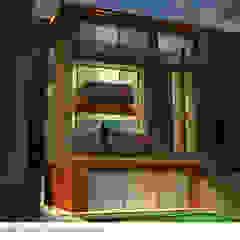 Front View: modern  by mold design studio,Modern