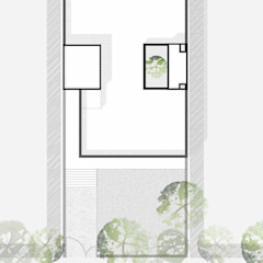 Site Plan: modern  by mold design studio,Modern