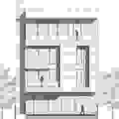 Front Elevation: modern  by mold design studio,Modern