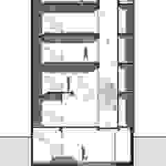 Section: modern  by mold design studio,Modern