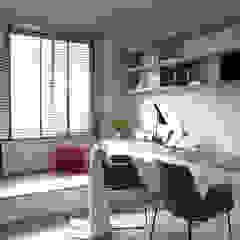 Scandinavian style study/office by 極簡室內設計 Simple Design Studio Scandinavian