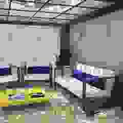 Pergolado por Alice Pucker Design de Interiores Rústico Madeira maciça Multi colorido