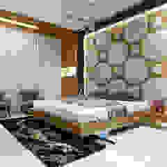 Minimalist bedroom by quite design Minimalist
