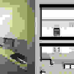 Arredare il Soggiorno con Librerie in Cartongesso di JFD - Juri Favilli Design Moderno