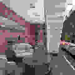 TAKE THE PLUNGE! | I | Wnętrza rezydencji | Projekt kuchni Nowoczesna piwnica win od ARTDESIGN architektura wnętrz Nowoczesny
