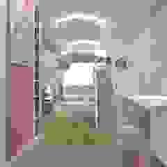 Dom w Essen od Interior Idea Projektowanie Wnętrz Eklektyczny