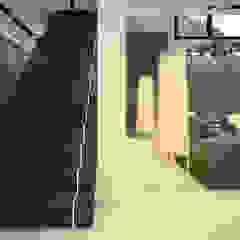 Projekt wnętrz domu jednorodzinnego w Rudzie Śląskiej od Archi group Adam Kuropatwa Nowoczesny