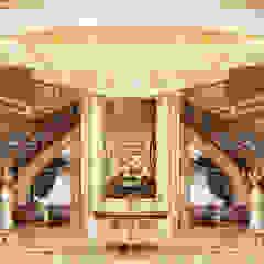 راهرو سبک کلاسیک، راهرو و پله من Spazio Interior Decoration LLC كلاسيكي