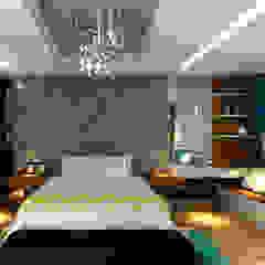 Remodelacion de Dormitorio Principal - Ilo cel. 925389750 Dormitorios de estilo moderno de F9.studio Arquitectos Moderno Cerámico