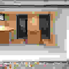 renovatie woning blankenbergestraat amsterdam van studioquint Minimalistisch Hout Hout