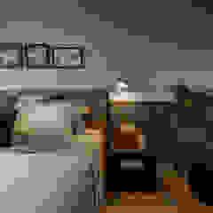 Industrial style bedroom by 存果空間設計有限公司 Industrial