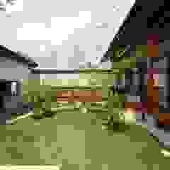 Taman Gaya Asia Oleh 田村建築設計工房 Asia
