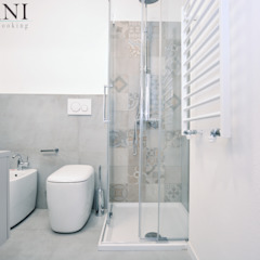 Banheiros modernos por A4MANI - Interior & Architecture Moderno