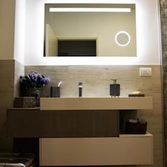 Studio Tecnico Progettisti Associati Ing. Marani Marco & Arch. Dei Claudia Minimalist style bathroom