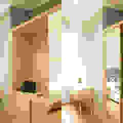 RSA Apartment Unit Kamar Tidur Gaya Skandinavia Oleh TIES Design & Build Skandinavia