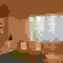 S Factory Facilities Minimalist hotels by TIES Design & Build Minimalist