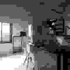 馭之境‧貳次主軸(住宅設計案 2016) 根據 北歐制作室內設計 簡約風