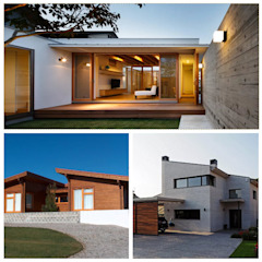 Modern houses by press profile homify Modern