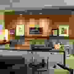 Cristina Langer Arquitetura Comercial & Interiores Industrial style bedroom