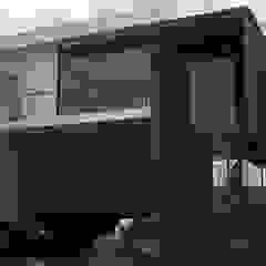 V Arquitectura Terrace house Concrete Grey