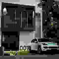 V Arquitectura Villa a schiera Grigio