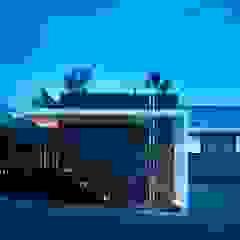 Modern Houses by 吉川弥志設計工房 Modern