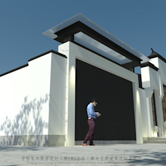 de 京悅室內裝修設計工程(有)公司|真水空間建築設計居研所 Asiático