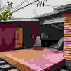 Ichinomiya_house ラスティックデザインの リビング の tai_tai STUDIO ラスティック 鉄/鋼