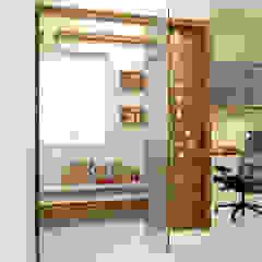 Azjatyckie domowe biuro i gabinet od shree lalitha consultants Azjatycki Sklejka