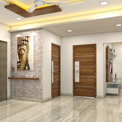 Asian style dining room by shree lalitha consultants Asian Plywood
