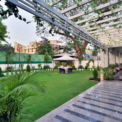 Jhansi Hotel Moderne Hotels von Conarch Architects Modern