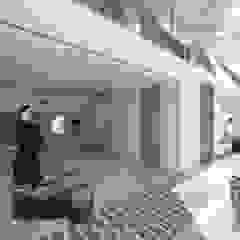 Scandinavian style garage/shed by 富永大毅建築都市計画事務所 Scandinavian